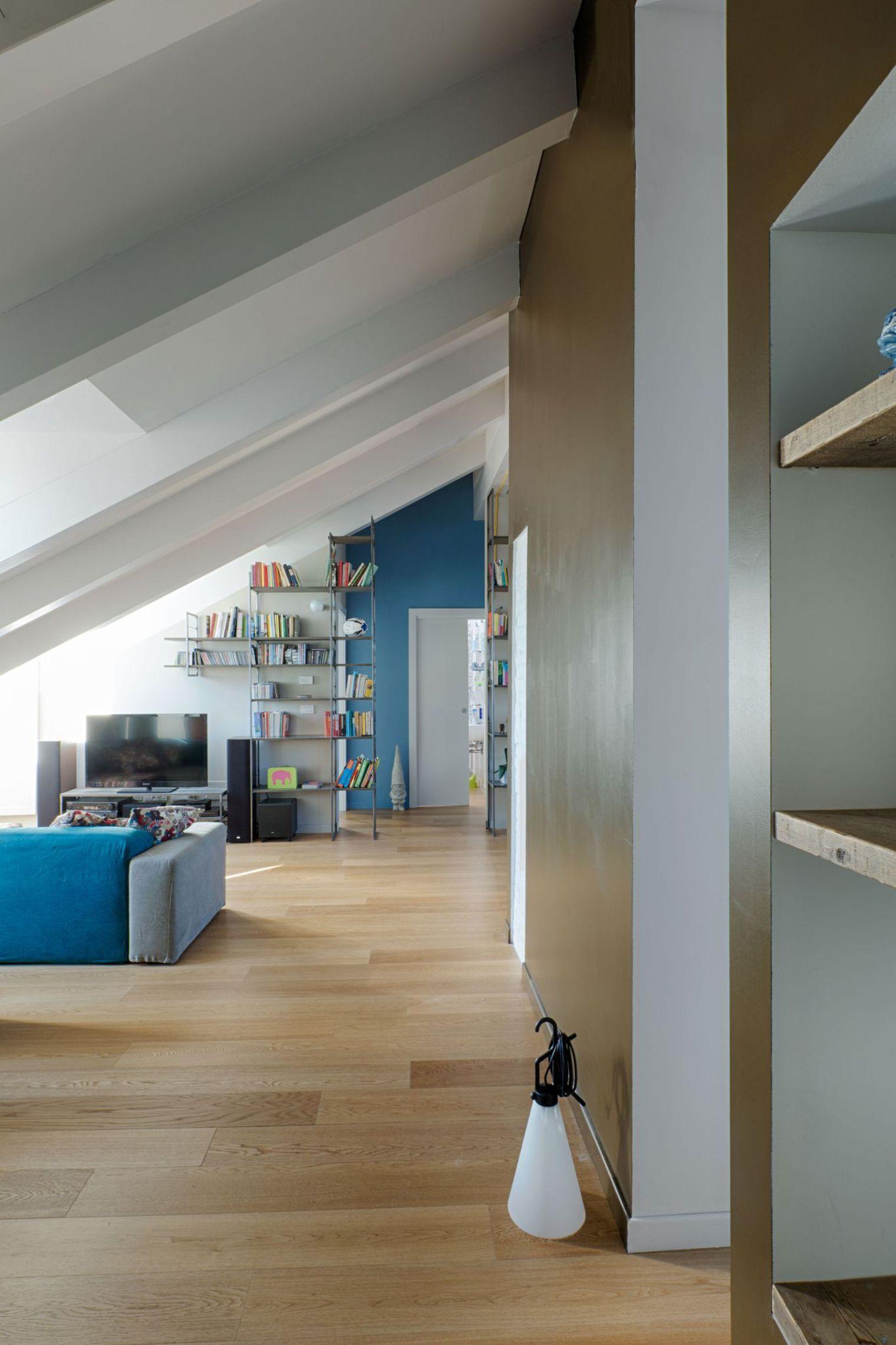 Fabulous visuale la x colore soffitto casa come dipingere - Dipingere la casa ...