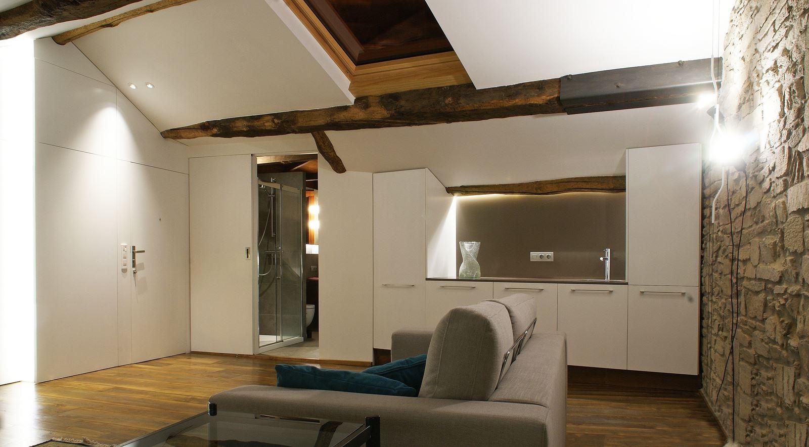 Ventilatore Soffitto Mansarda: Ventilatore soffitto lampada luce pale telecomando camera sala.