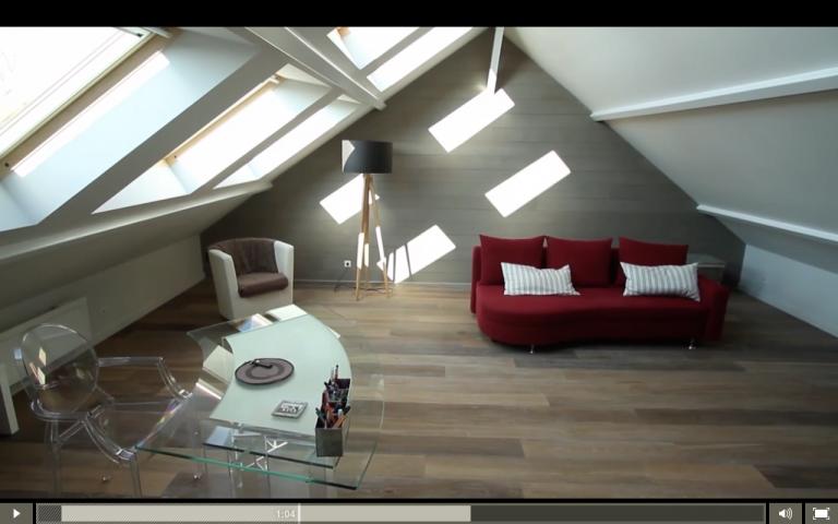 Foto mansarde idee e ispirazioni for Progettista di garage virtuale