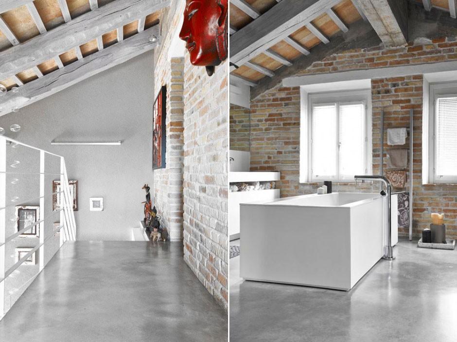 Beautiful soppalco with soppalchi moderni for Costo per aggiungere garage e stanza bonus