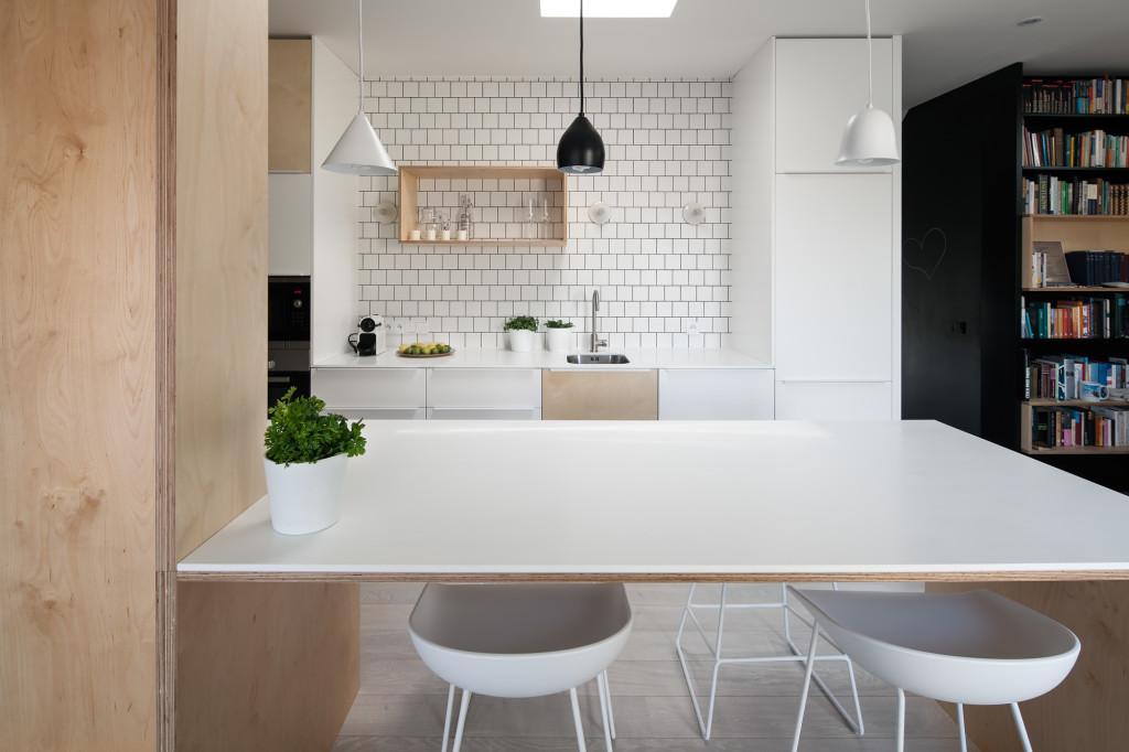 Idee per una cucina in mansarda - Mansarda.it