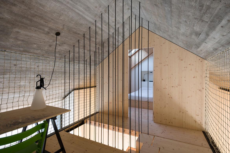Come massimizzare lo spazio in un piccolo loft for Piccolo loft a casa