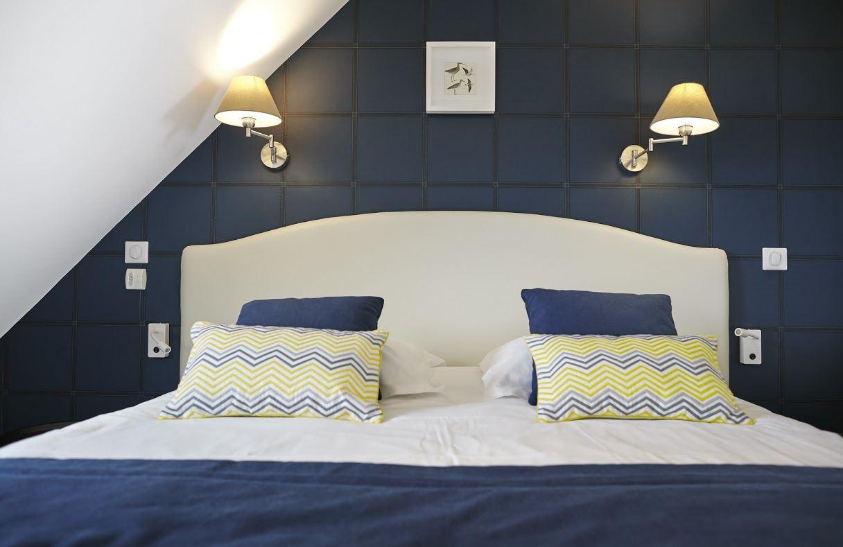 Tende country per soggiorno for Pareti camere da letto originali