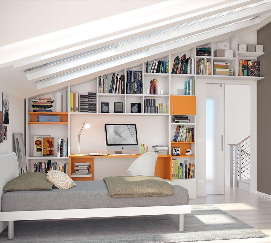 Sala for Libreria velux