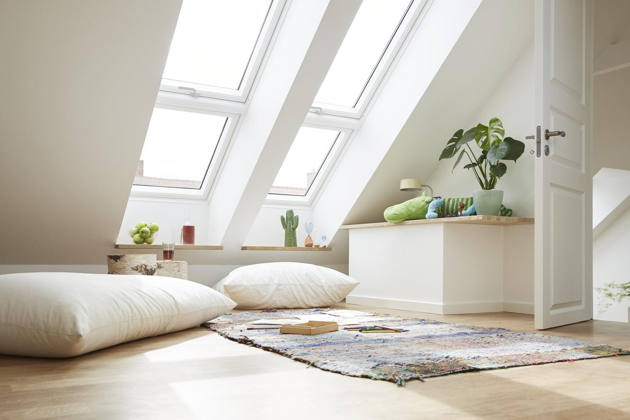 I vantaggi delle finestre per tetti in mansarda - Rivestire i davanzali delle finestre ...