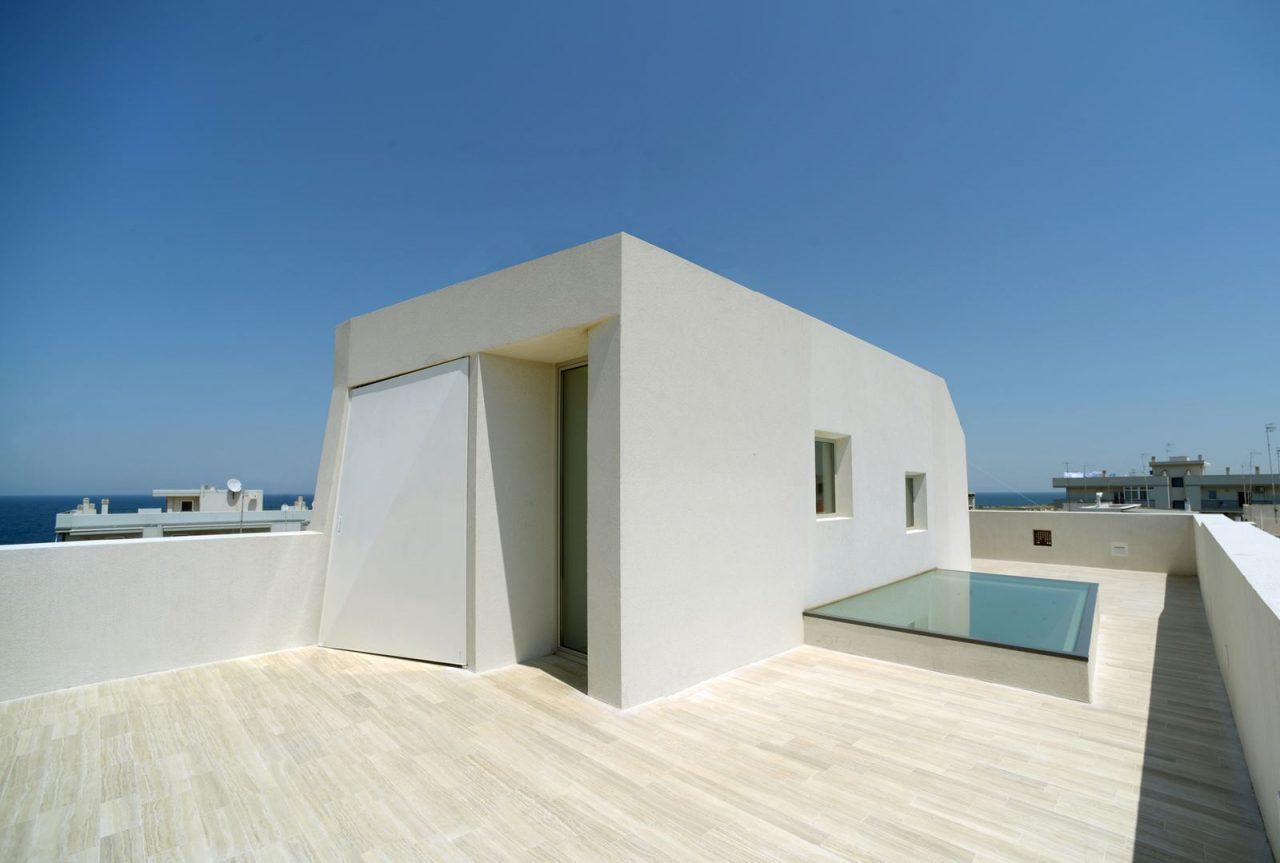 Tetto piano for Finestre x tetti