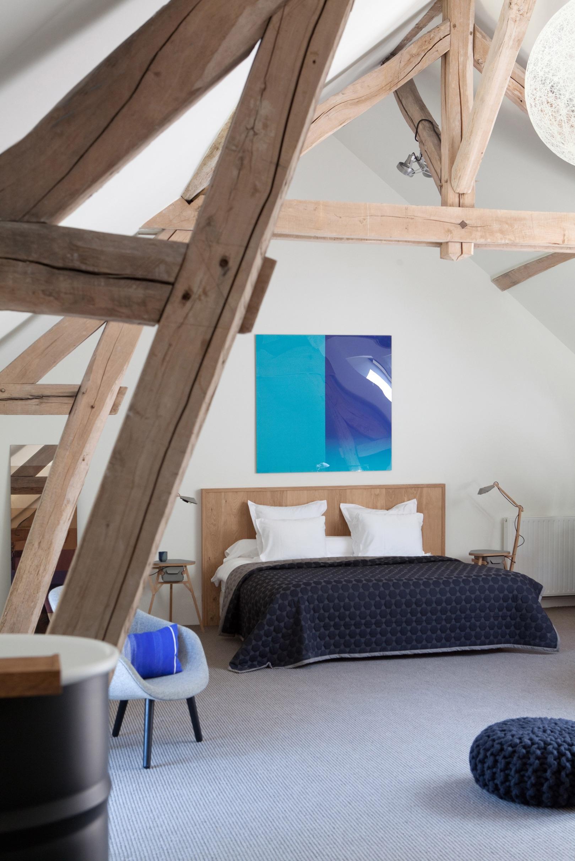 Idee per la camera da letto in mansarda - Mansarda.it