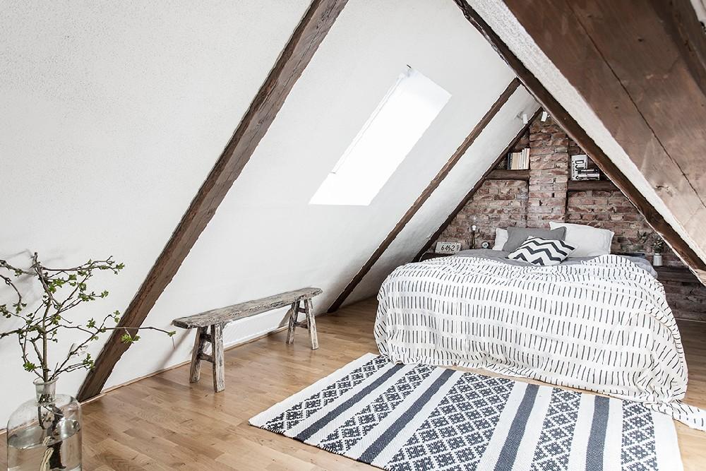 suggerimenti per una camera da letto low-cost - Mansarda.it
