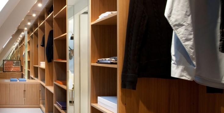 Come utilizzare al meglio lo spazio in mansarda - Costruire una parete divisoria ...