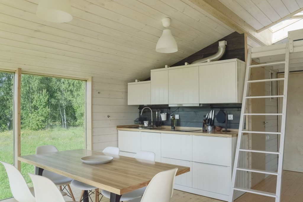 La ventilazione naturale in mansarda - Ventilazione cucina ...