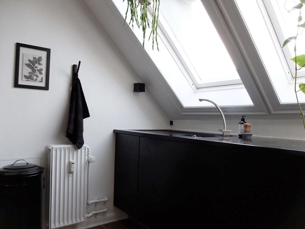 Come decorare una cucina in mansarda - Decorare parete cucina ...