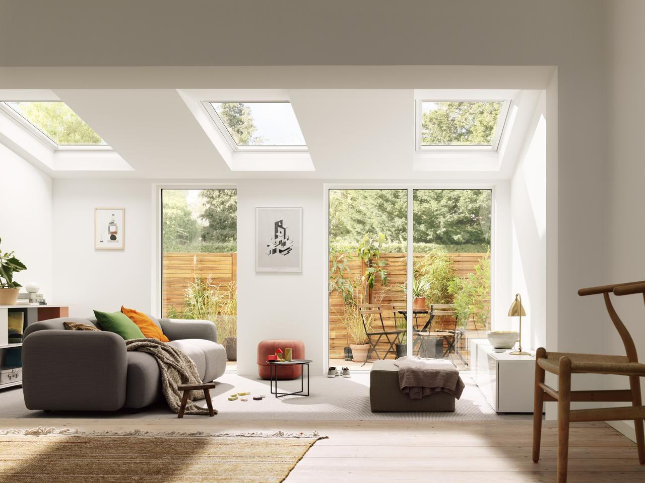 Luce naturale e risparmio energetico for Finestre velux su amazon