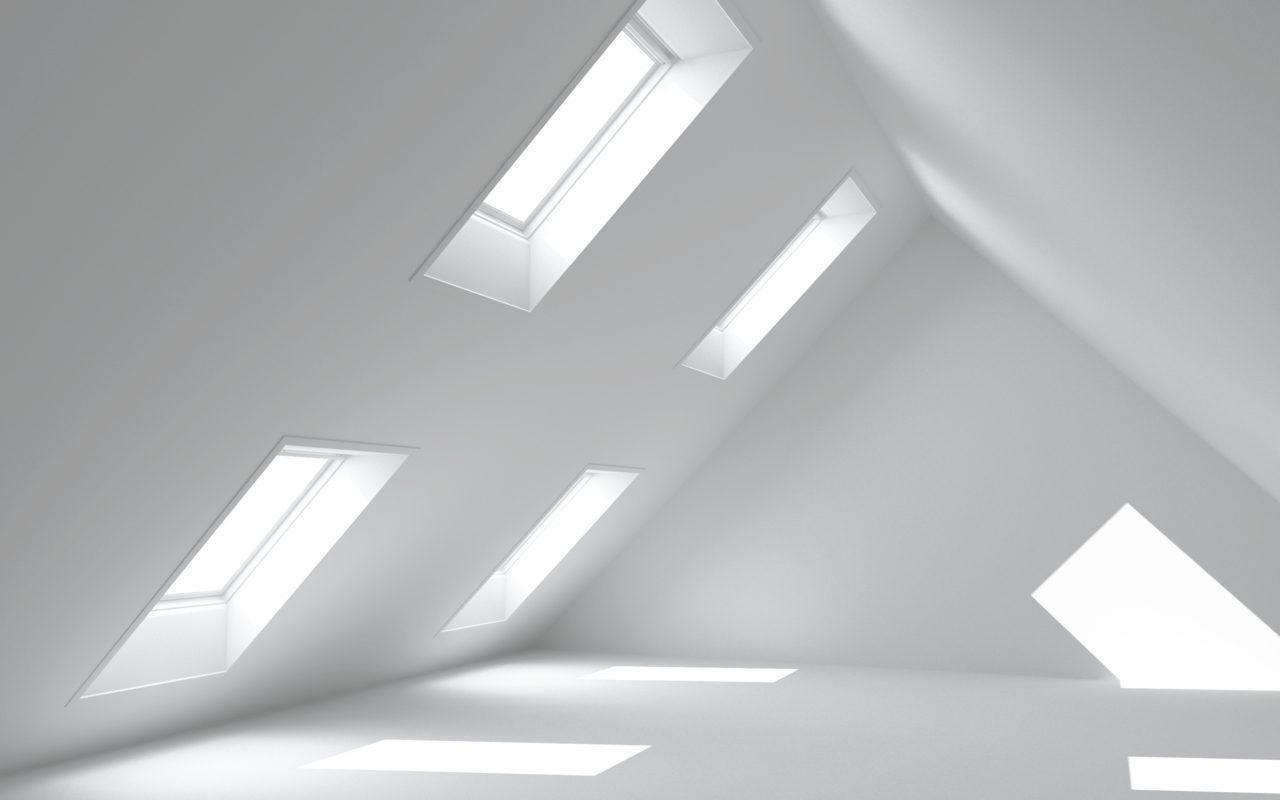 Progettare la luce naturale in mansarda mansarda