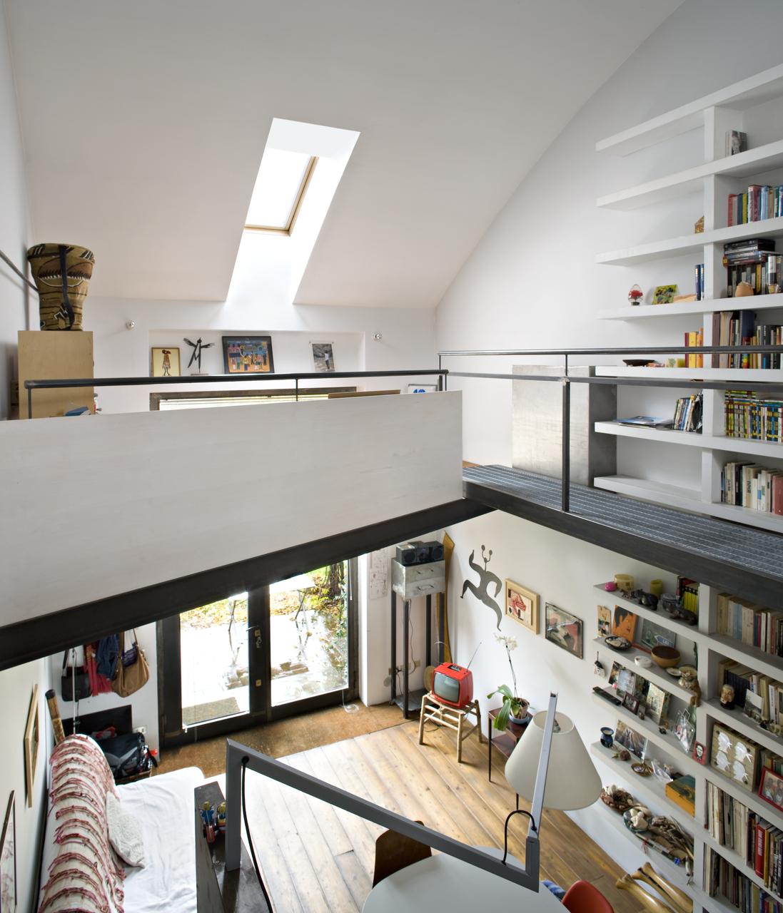 Pro e contro di un open space for Piccole planimetrie della casa con soppalco