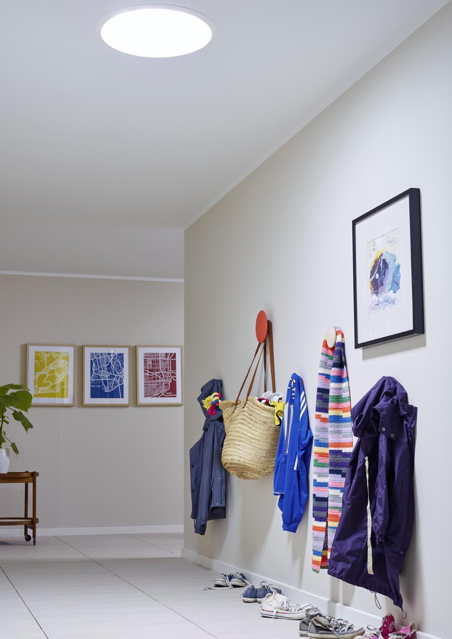 come creare dello spazio aggiuntivo nell 39 ingresso. Black Bedroom Furniture Sets. Home Design Ideas