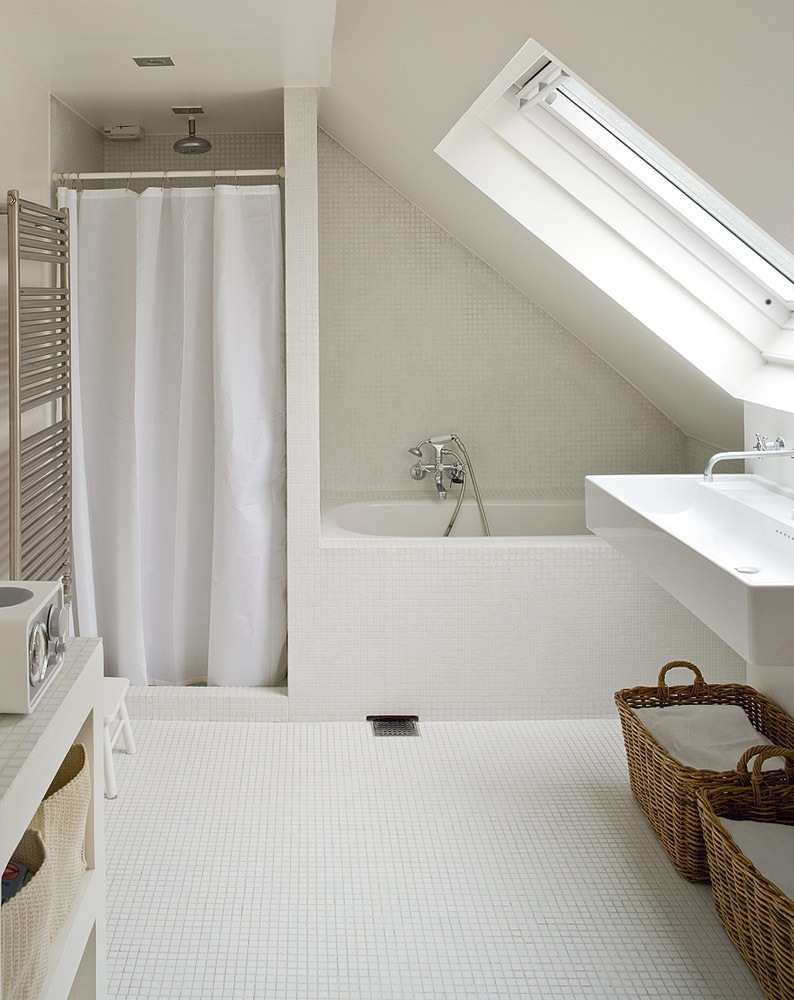 10 cose da verificare prima di comprare una mansarda for Eaves bedroom ideas