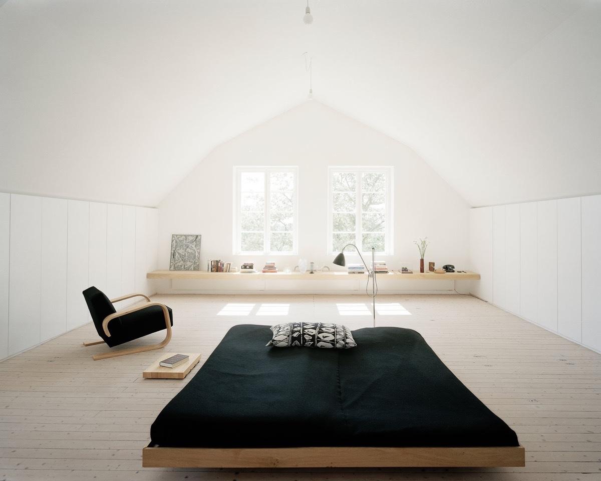 Camera Da Letto Padronale Significato : Camere da letto in mansarda mansarda