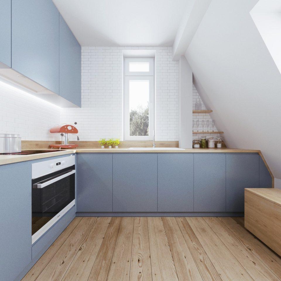 Cucina - Quanto costa una finestra velux ...