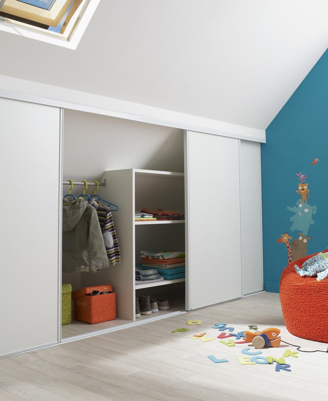 Camerette per bambini in mansarda for Sono pour chambre