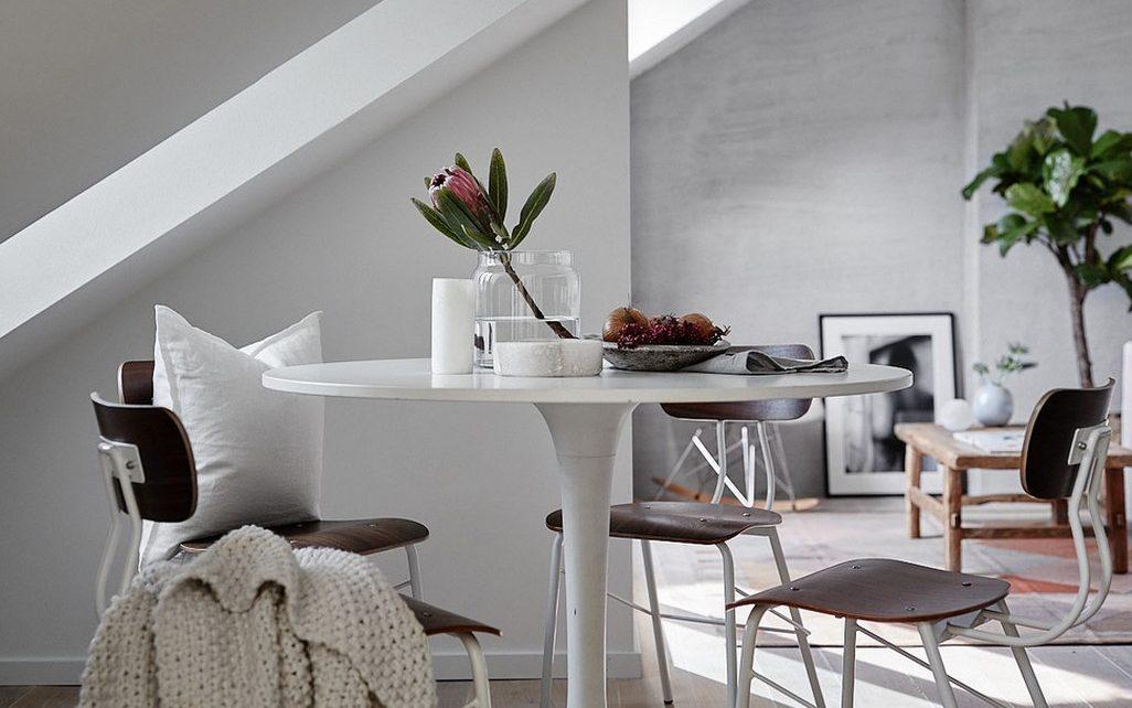 Mobili Per Casa Piccola : Le regole da seguire in una casa piccola mansarda