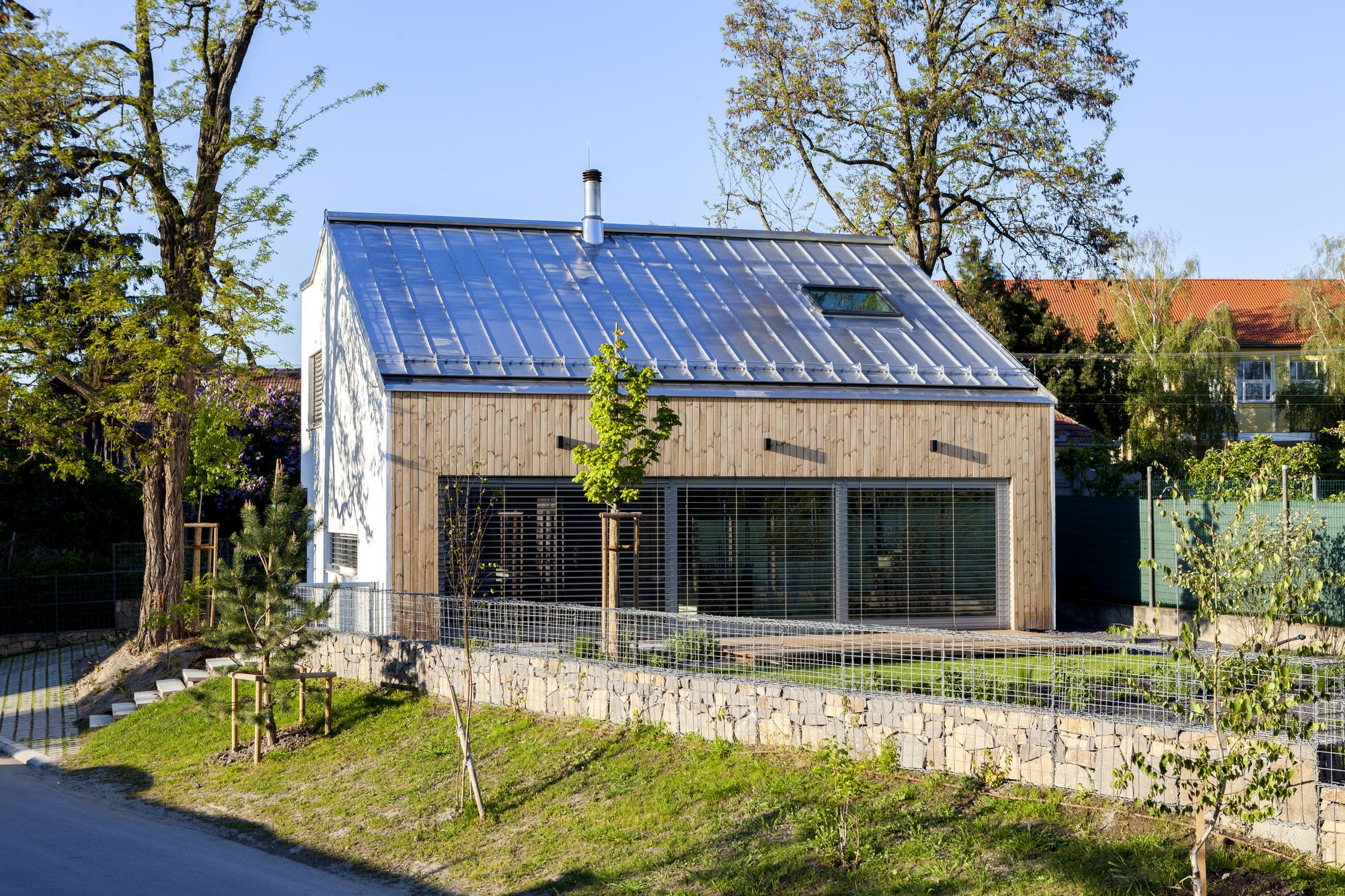 Una casa unifamiliare for Casa unifamiliare tradizionale