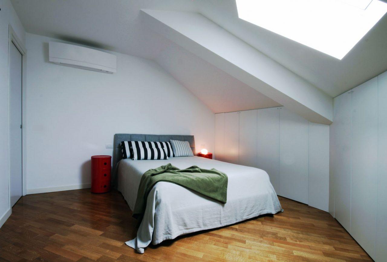 Trasformare un sottotetto in un appartamento funzionale for Un appartamento