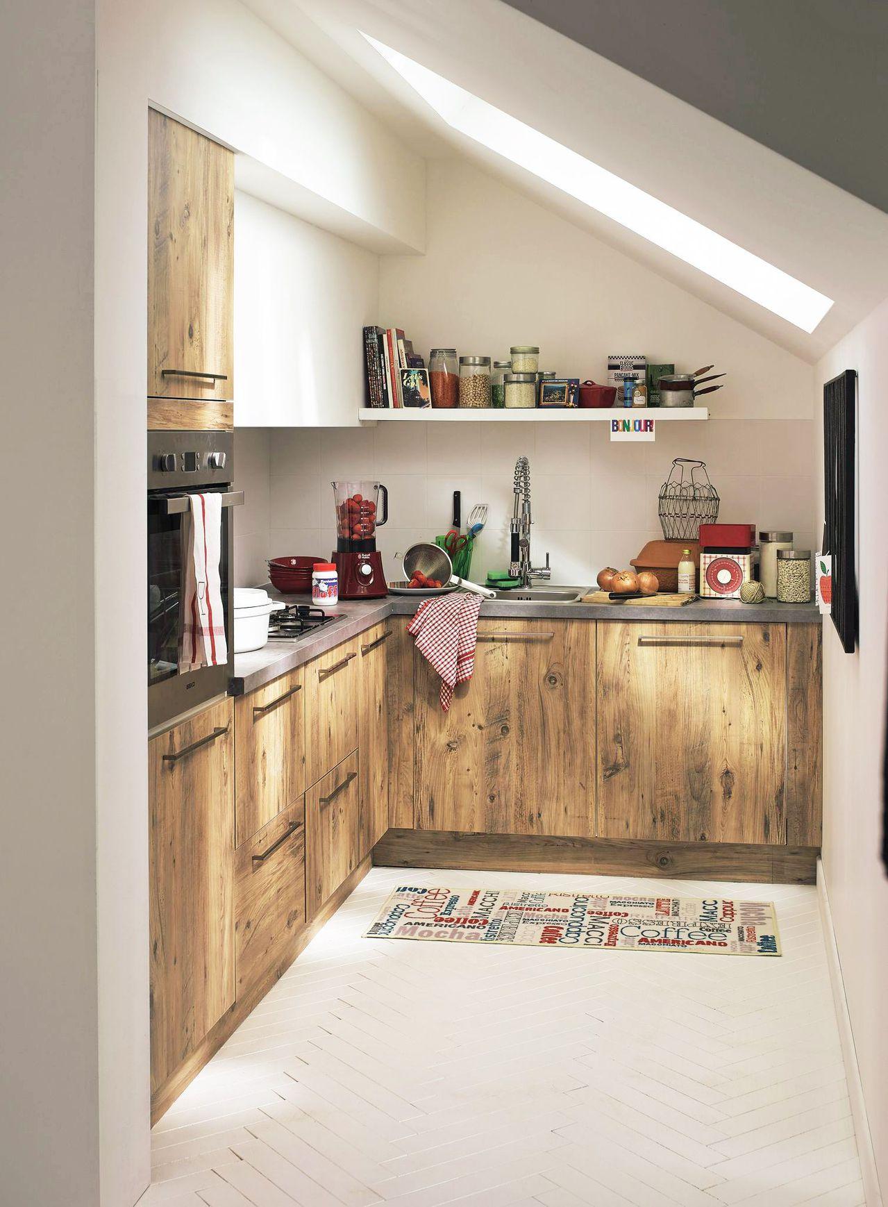 Come rinnovare una vecchia cucina - Modernizzare vecchia cucina ...