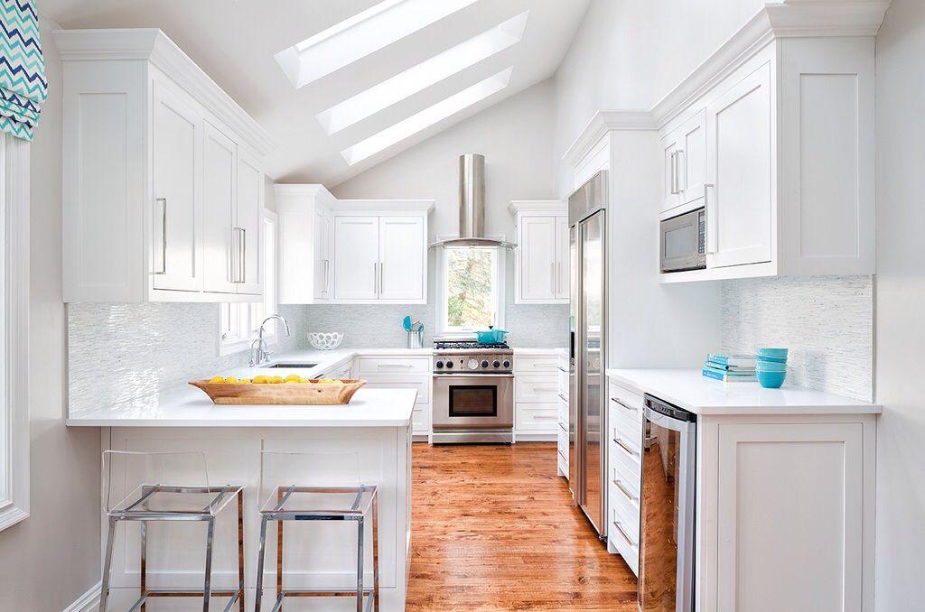 Come rinnovare una vecchia cucina mansarda