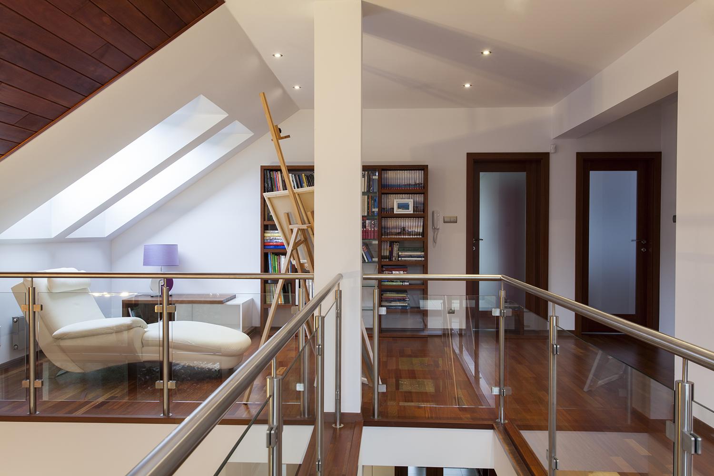 6 utilizzi della mansarda che aggiungono valore alla casa for Piccole planimetrie della casa con soppalco