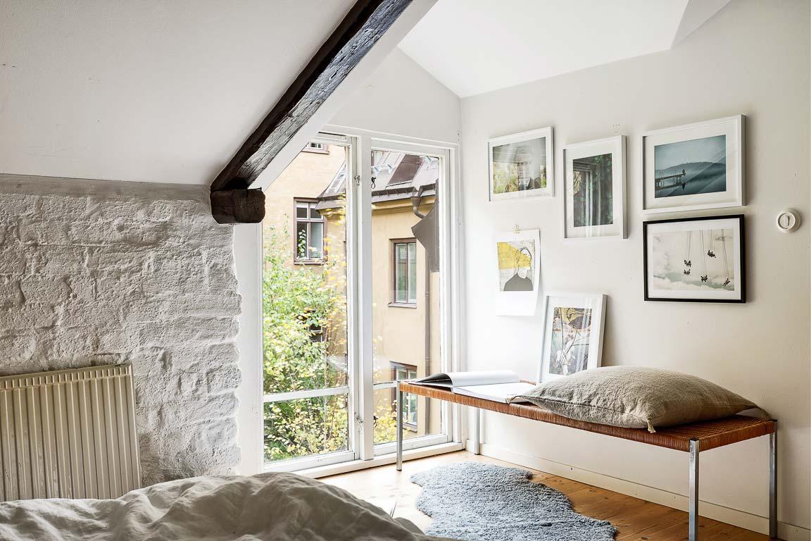 Camera da letto for 5 piani casa in stile ranch da camera da letto