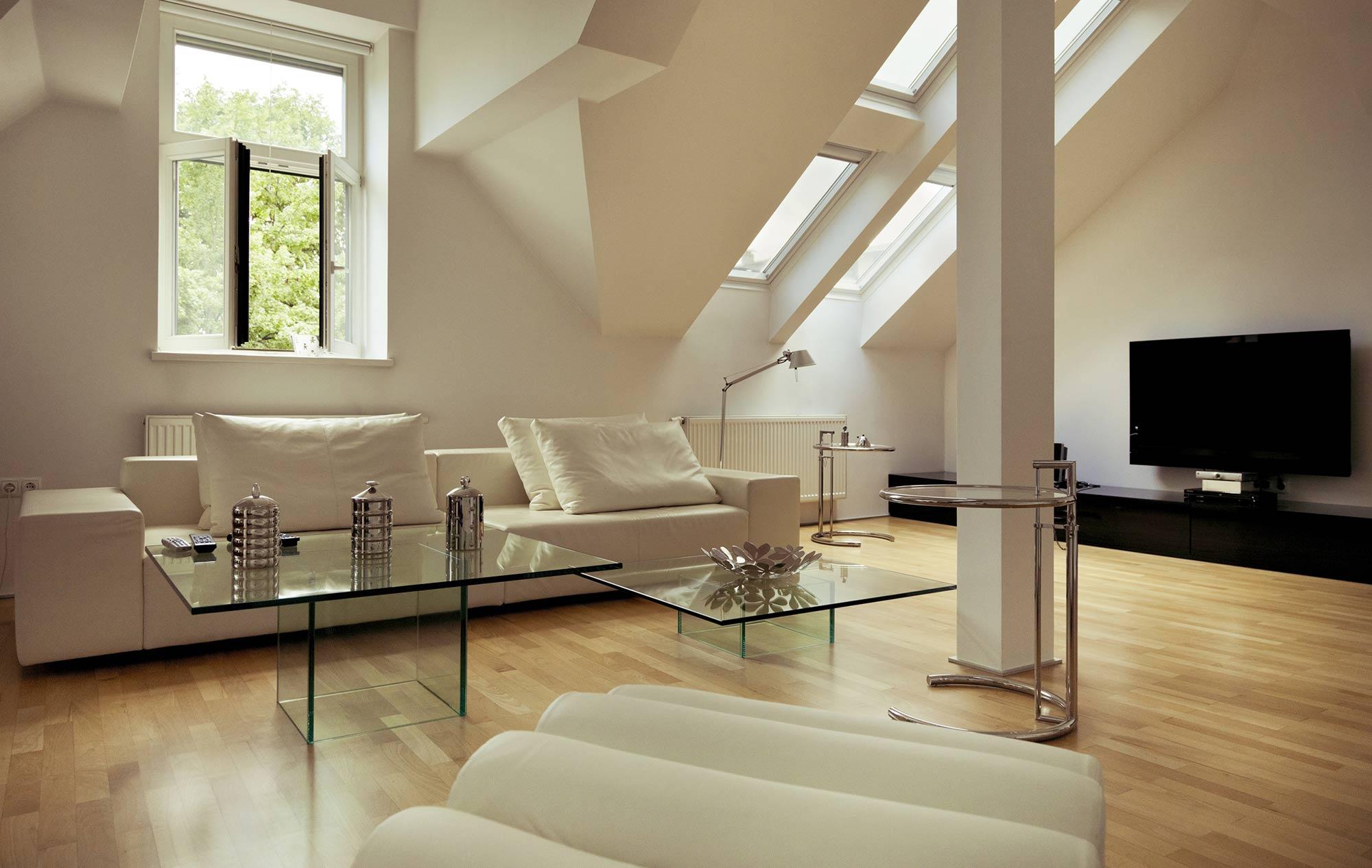 Da Luce Alla Soffitta 6 utilizzi della mansarda che aggiungono valore alla casa