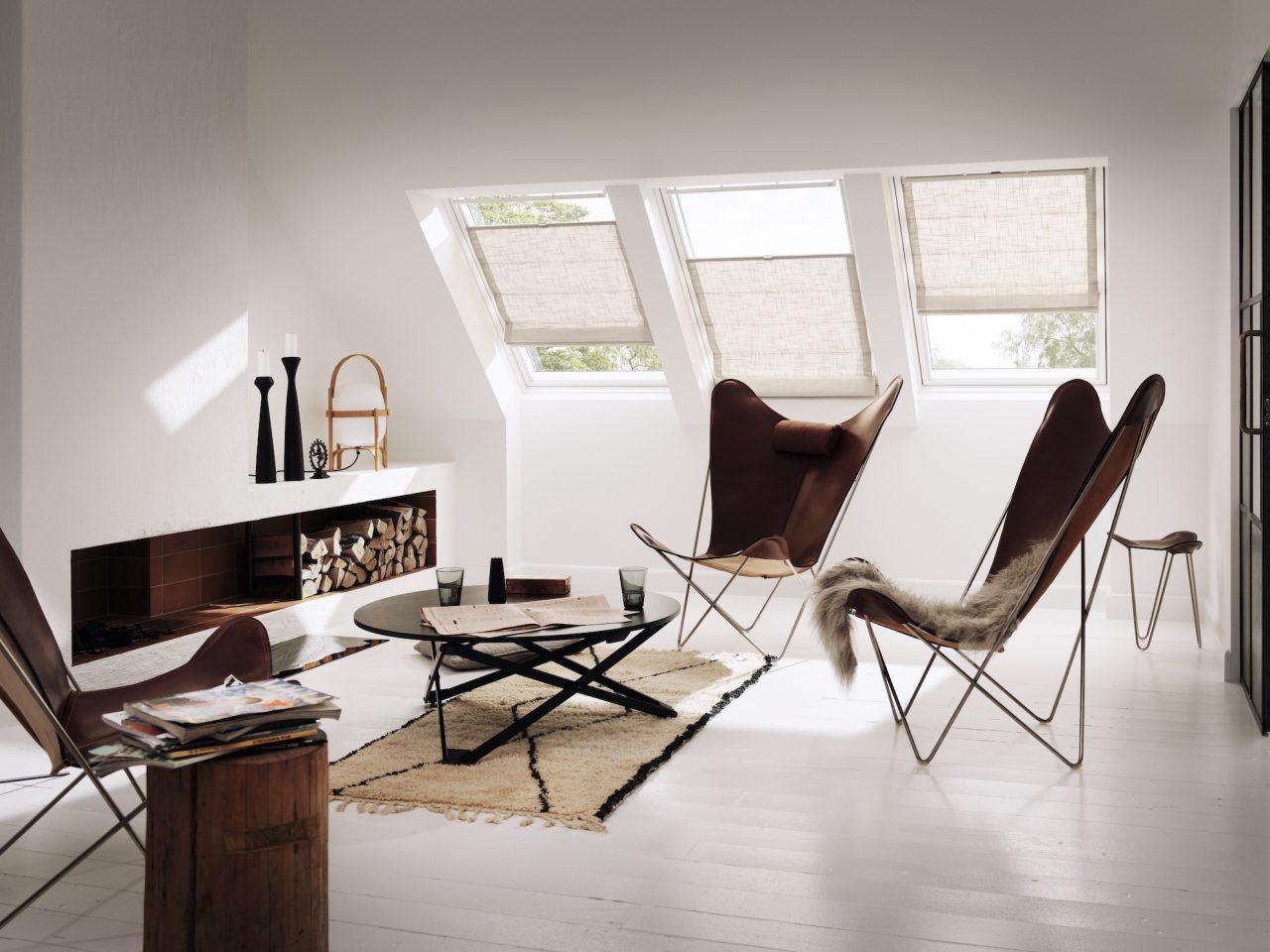 12 idee per rinnovare una soffitta - Tende alle finestre ...