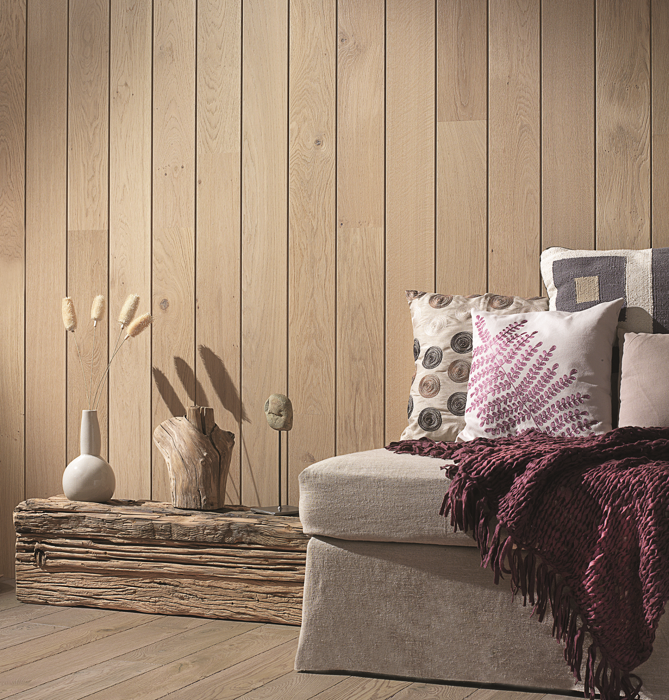 angolo in legno