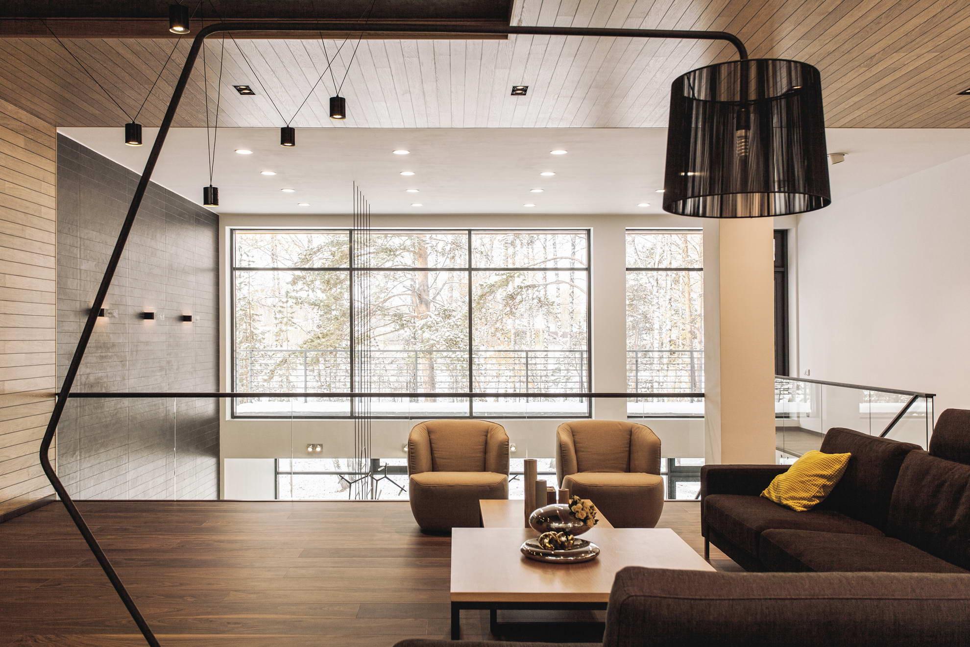 Una casa con mansarda dallo stile minimale for Quanto costerebbe una casa con 5 camere da letto