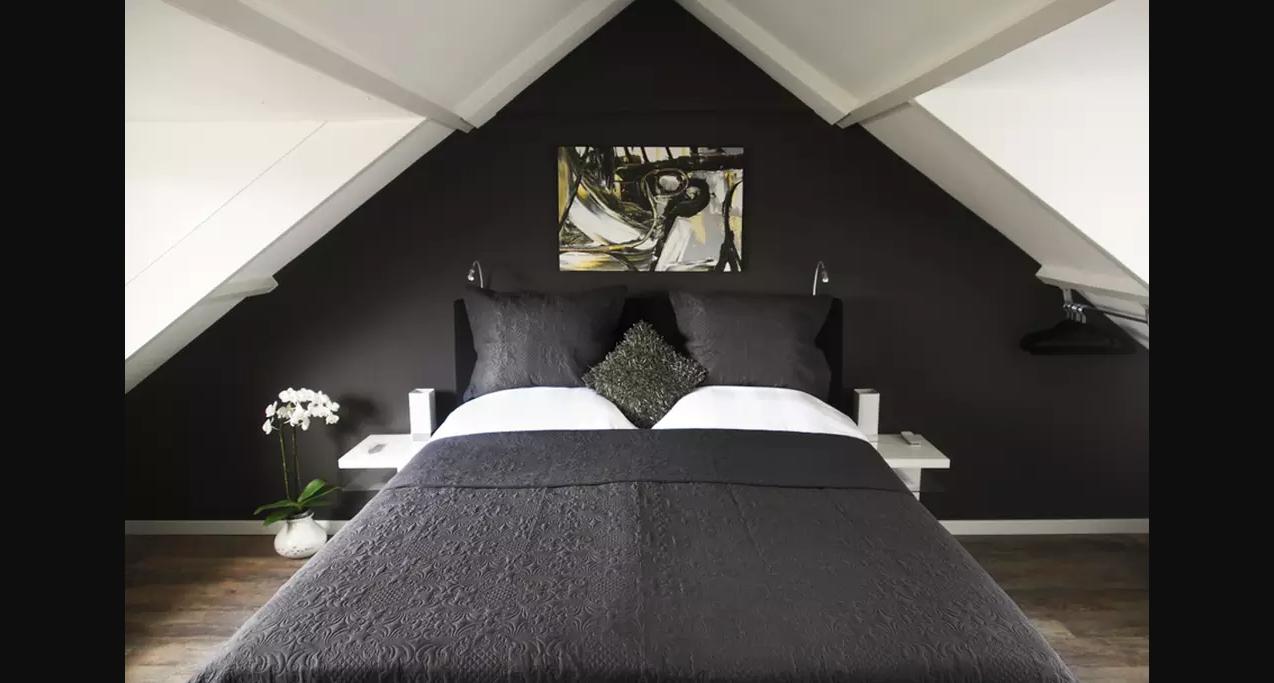 7 idee per una camera da letto in mansarda dai toni neutri - Camera da letto sottotetto ...