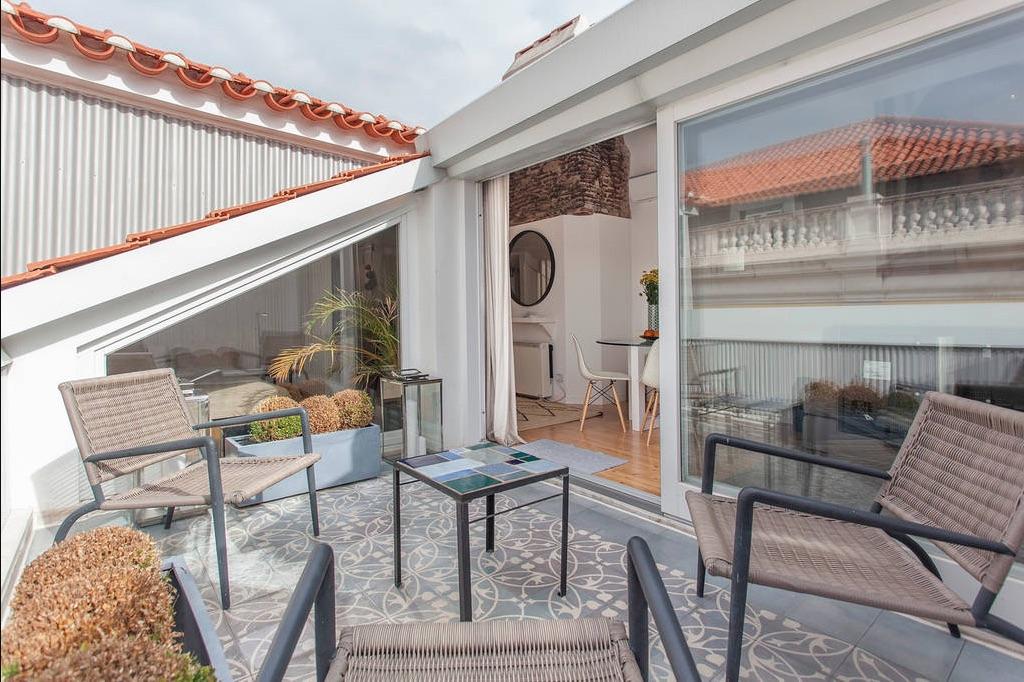 I 5 punti per creare una mansarda perfetta - Ripostiglio per terrazzo ...