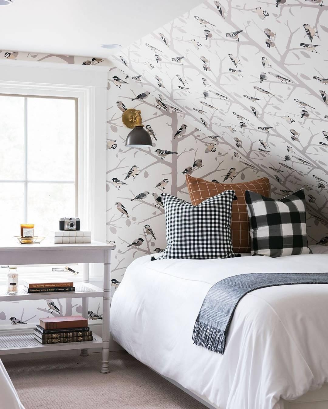 Camera da letto - Decorare le pareti della camera da letto ...