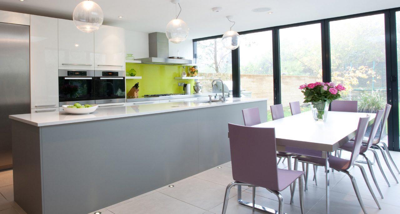 Tetto piano for Kitchen design 4m x 4m