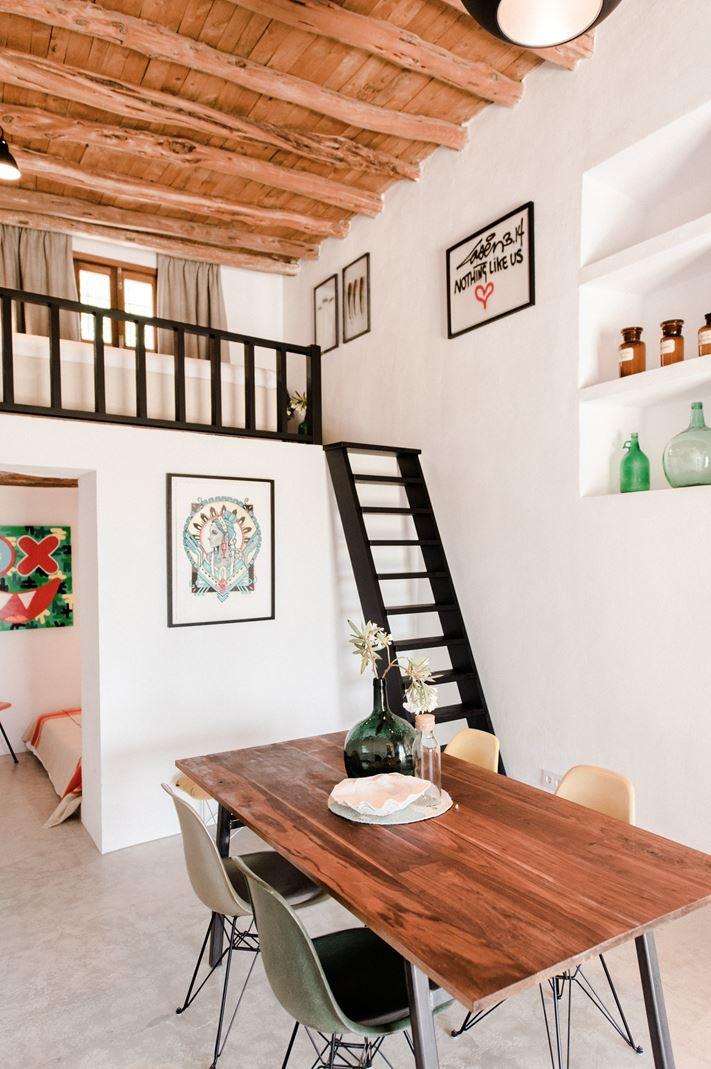 Soppalco for Piani casa fienile con soppalco