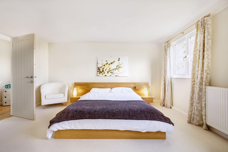 La ristrutturazione di una villa con estensione for Piani di casa con 5 camere da letto con stanza bonus