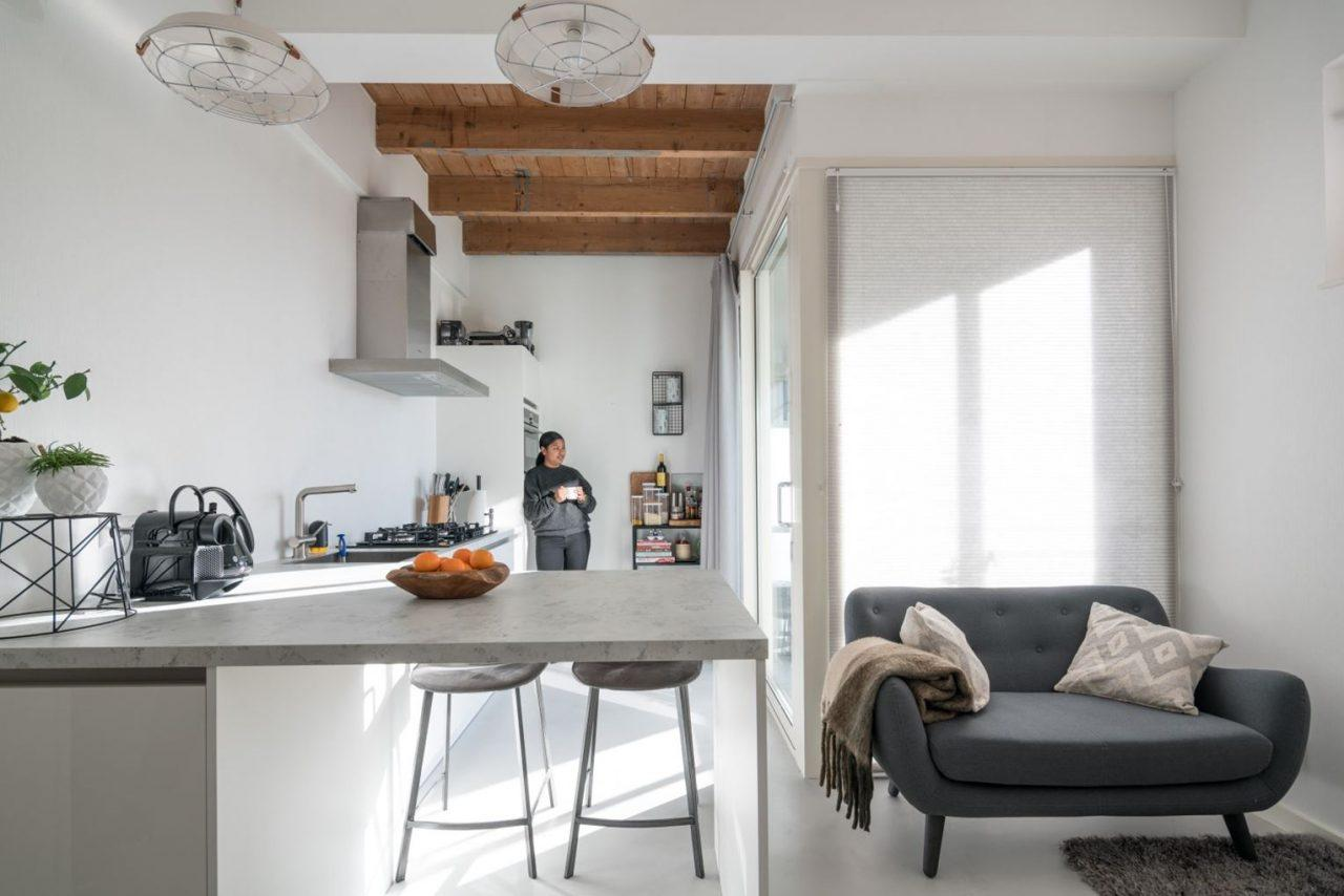 Cucina e living for Cucina living
