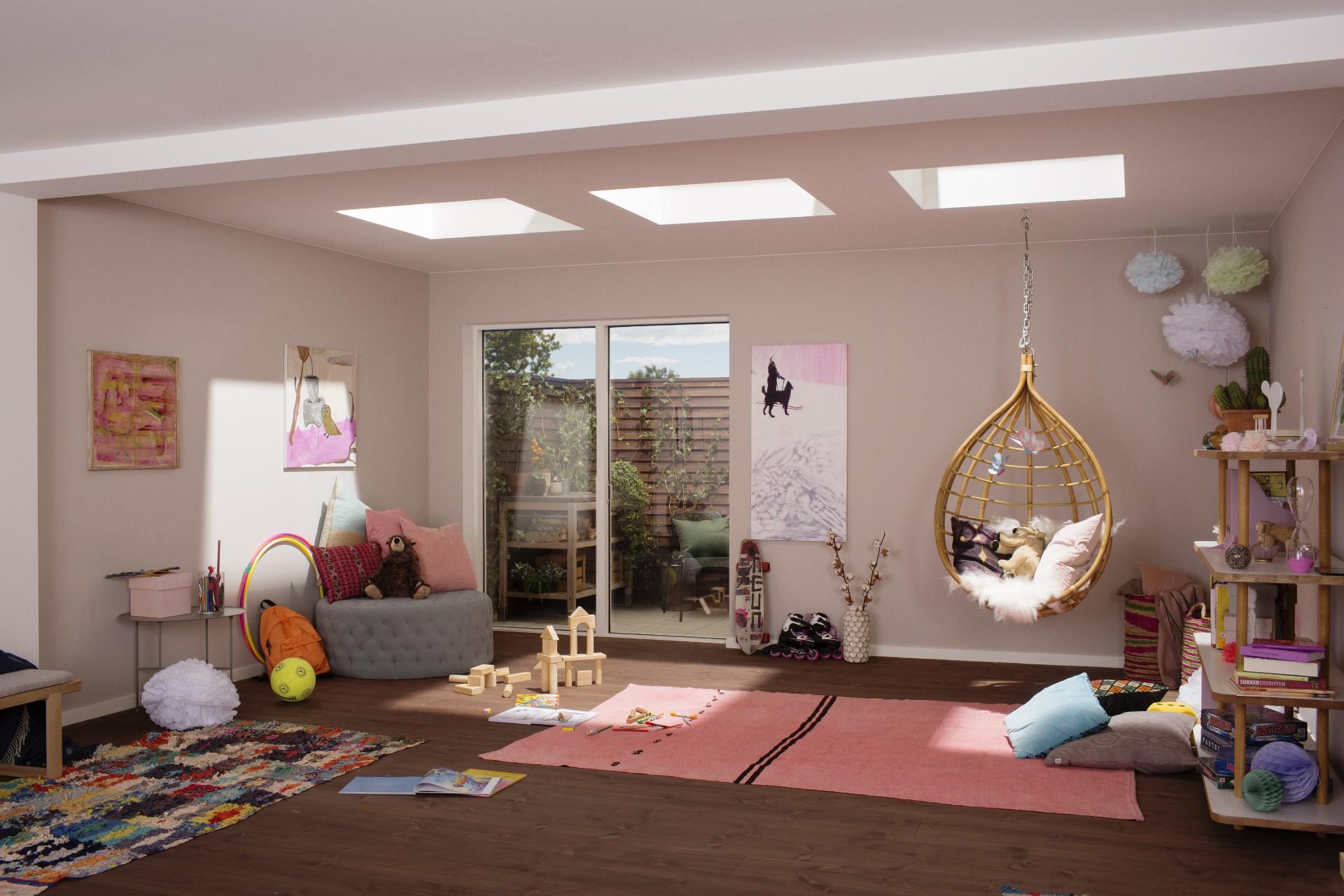 Illuminare le stanze buie di casa for Casa di sei stanze