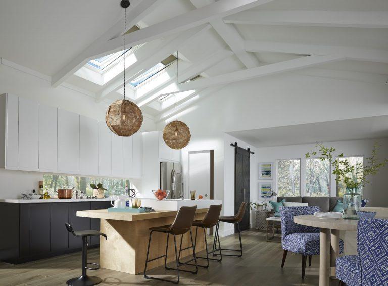 Limportanza della luce naturale in cucina mansarda.it