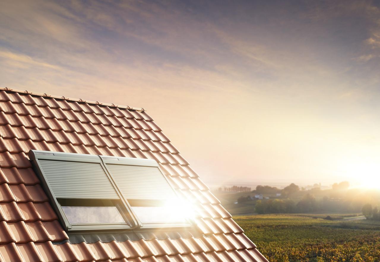 La scelta degli infissi per il risparmio energetico for Tapparelle velux