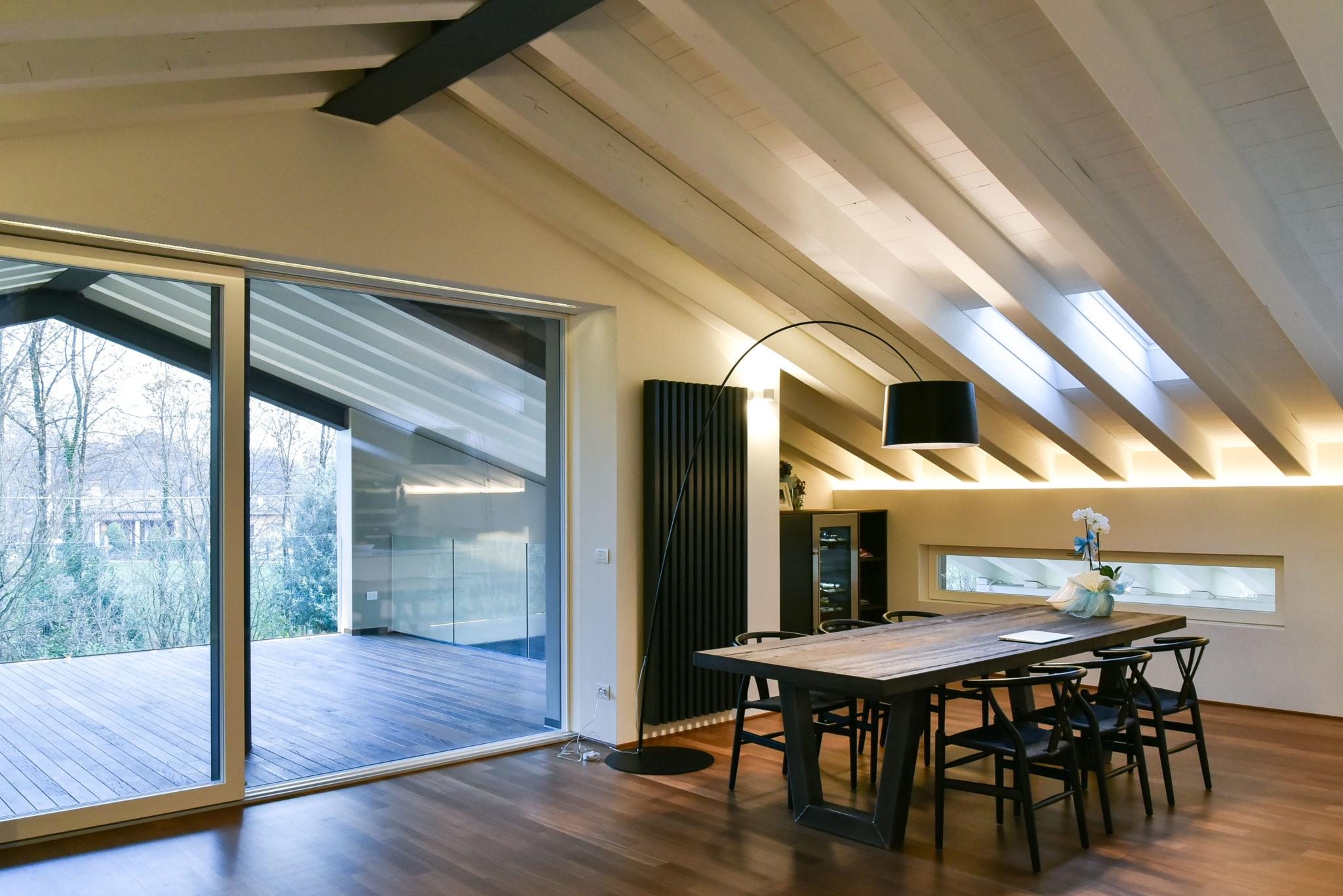 Come Ristrutturare Una Mansarda come sfruttare il piano casa per aggiungere spazio durante