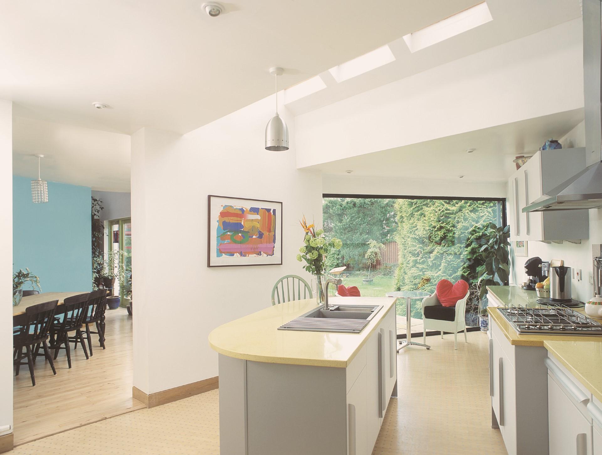Idee per rinnovare la mansarda a primavera - Come rinnovare la cucina ...