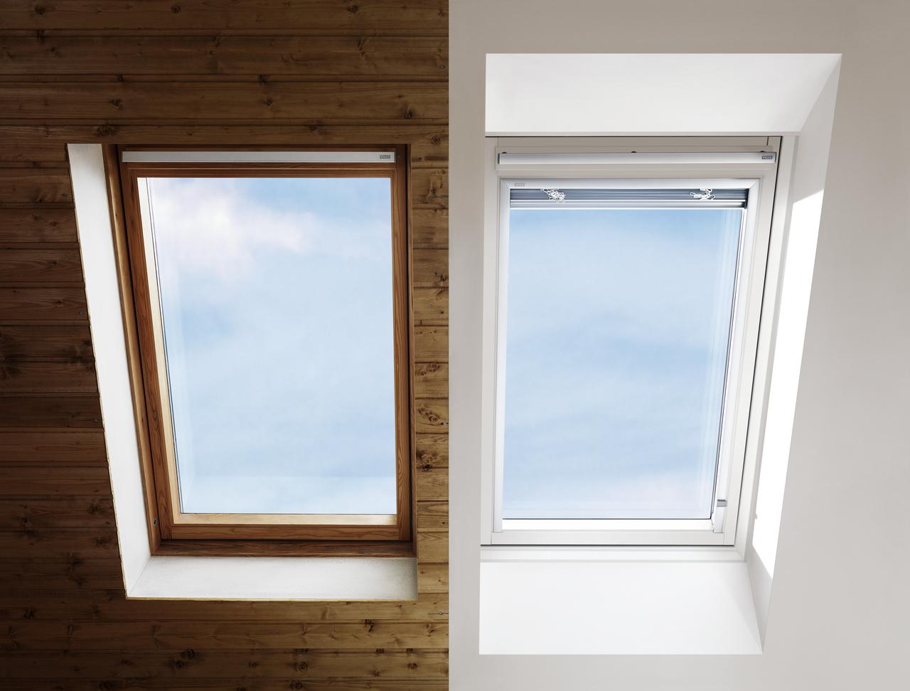 Lavori in mansarda a primavera sostituire le vecchie finestre per tetti - Guarnizioni finestre vecchie ...