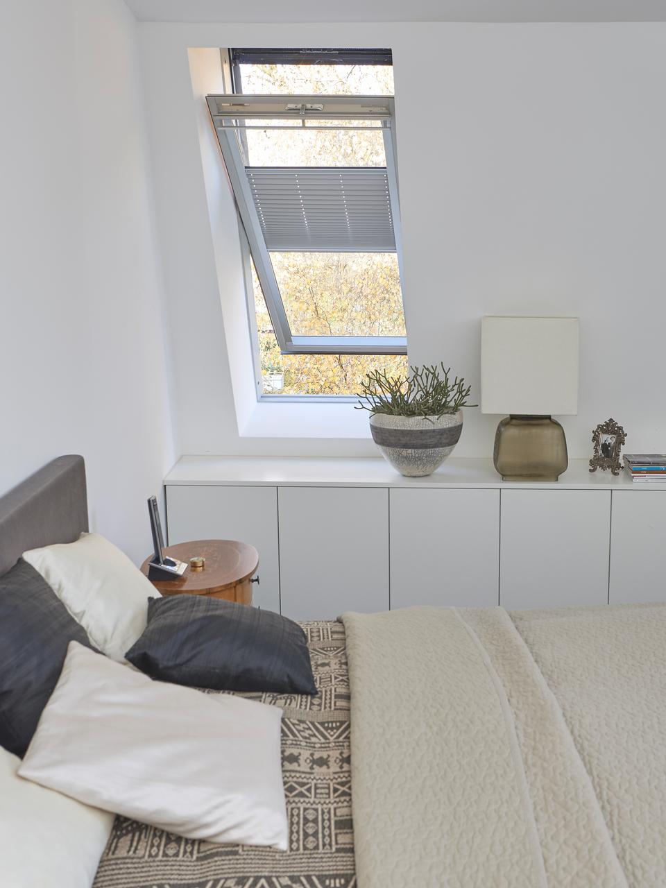 Camera da letto for Camera da letto matrimoniale in mansarda