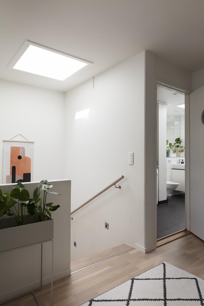 Luce naturale nei locali di servizio - Si puo abitare una casa senza agibilita ...