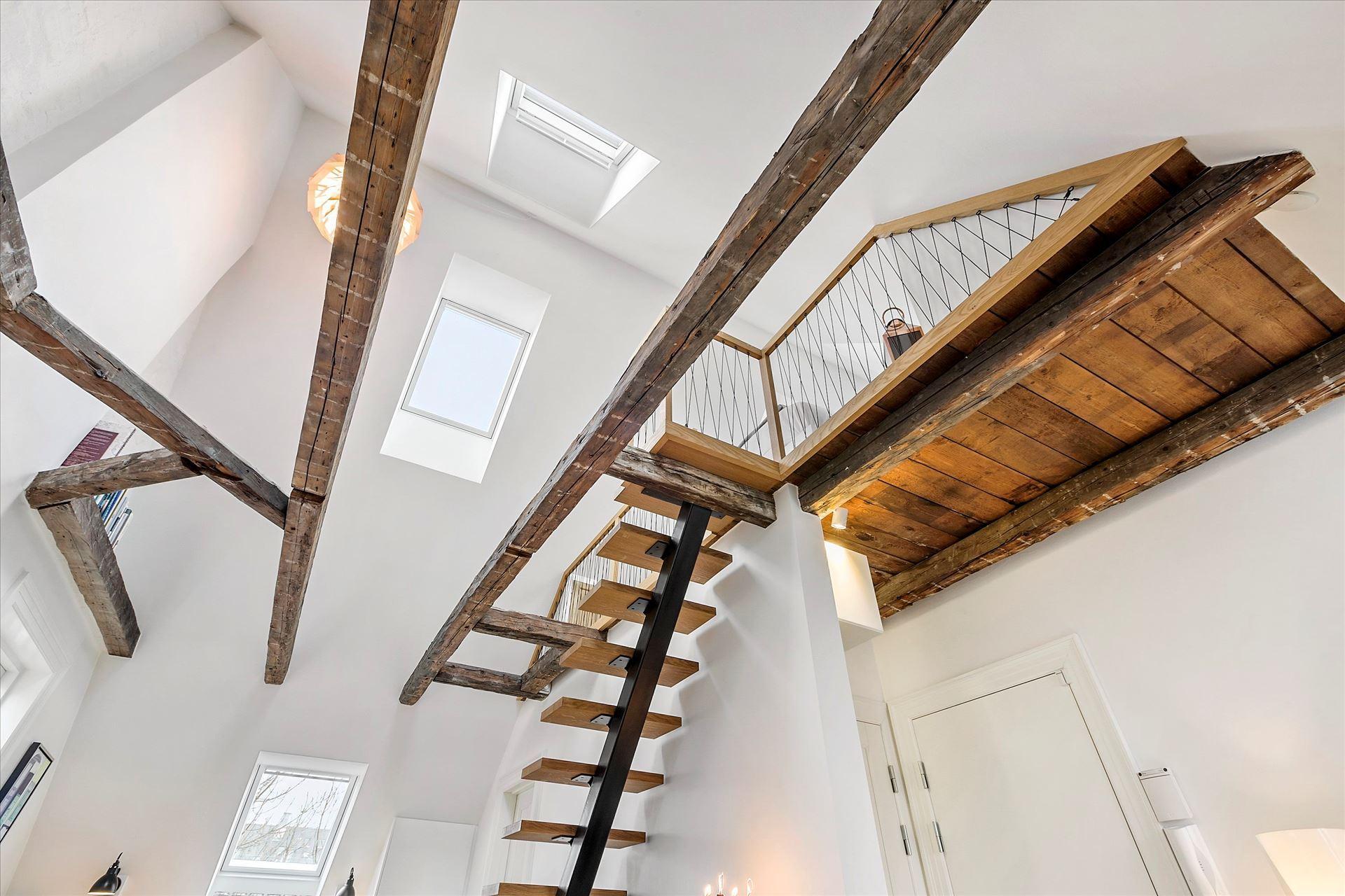 Finestre su soffitto inclinato